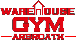 The Warehouse Gym Arbroath Logo