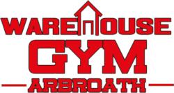 The Warehouse Gym Arbroath Logo